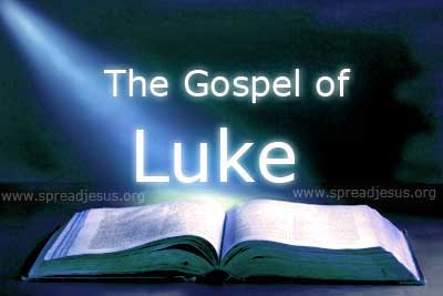 gospel of luke and jesus Luke's own introduction to his gospel indicates that luke composed the letter with  the purpose of providing a careful rendering of the events of christ's life in.