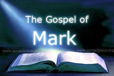 The Gospel of Mark : Holy Bible
