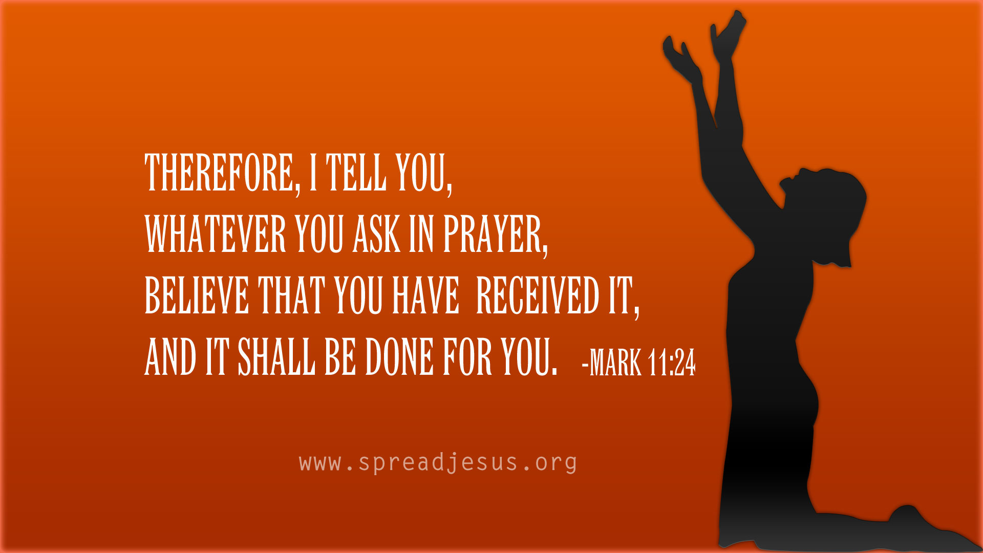 Whatever you ask in prayer:Bible Quotations:Word Of GOD