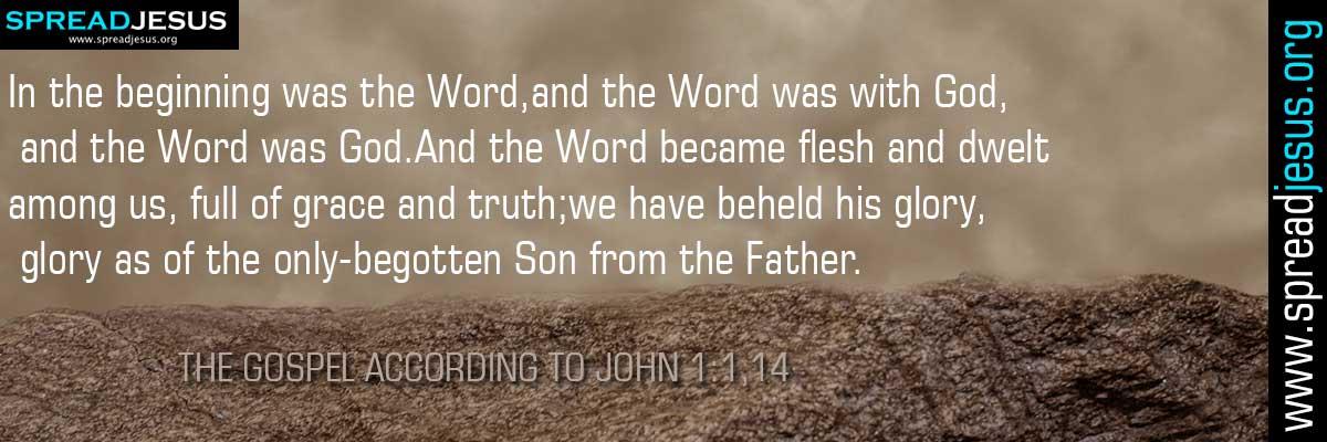 the gospel according to john pdf