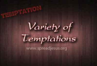 Variety of Temptations