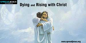 Dying and Rising with Christ -Romans 6:1-14
