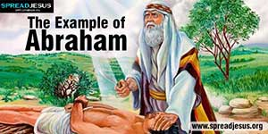 The Example of the Faith of Abraham -Romans 4:1-12
