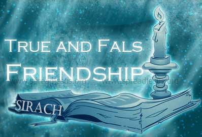 True and Fals Friendship