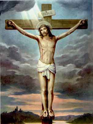 THE HOLY ROSARY-The Sorrowful Mysteries (Tuesday and Friday) 5th sorrowful mystery - The crucifixion and death of Jesus