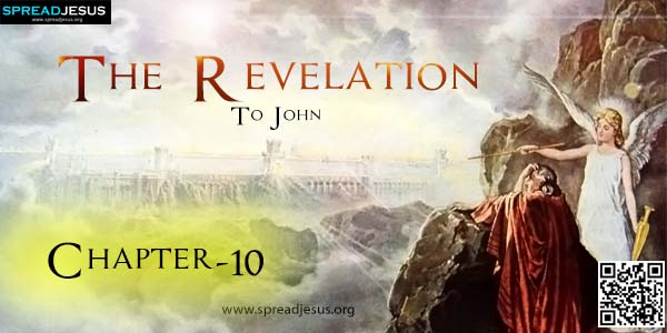 THE REVELATION TO JOHN Chapter-10