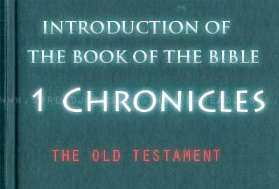 The book Of The Bible 1Chronicles