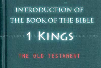 The book Of The Bible 1 Kings First and Second Kings were originally one book in Hebrew, similar to 1 and 2 Samuel.