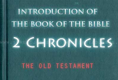 The book Of The Bible 2 Chronicles Second Chronicles is a continuation of the history that looks back from the fifth century BCE to an idealized past of the united monarchy under Solomon