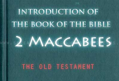 The book Of The Bible 2 Maccabees Second Maccabees is not a continuation of 1 Maccabees, but a supplement to it. Second Maccabees concentrates on the events of the persecution of the Jews by Antiochus