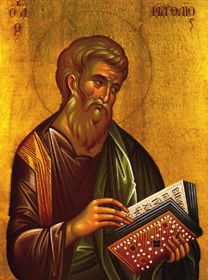 THE TWELVE APOSTLES-MATTHEW Luke gives his name as Levi. The name Matthew (Matthias) means gift of God and may be the name given him by the Lord as he did other disciples.