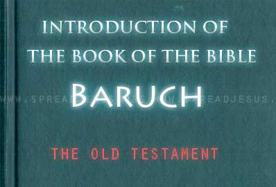 The book Of The Bible Baruch The book of Baruch was probably writ ten as late as 200 to 60 BCE. Its context, however, is the Babylonian exile. Baruch seems to be the secretary or scribe of the prophet Jeremiah.