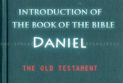 The book Of The Bible Daniel The book of Daniel seems to come from the time of the persecution of the Jews by Antiochus IV Epiphanes (167-164 BCE). The writing introduces the apocalyptic