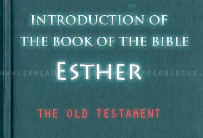 The book Of The Bible Esther Esther is the story of how the Jewish Queen Esther and her uncle, Mordecal, are able to thwart the wicked Haman,