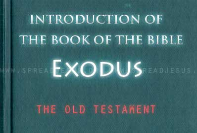 The book Of The Bible Exodus The book of Exodus tells the central Story Of the OT. It narrates how God freed the Israelites from oppression in Egypt and led them miraculously across the Red Sea