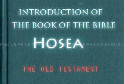 The book Of The Bible Hosea The book of Hosea is first in order of the works known as the Twelve Minor Prophets. Hosea lived and prophesied in the Northern Kingdom during the eighth century BCE