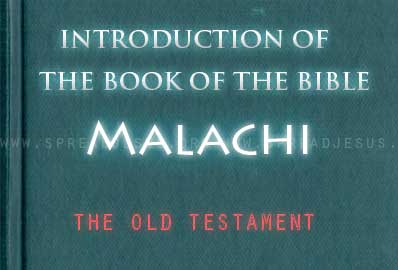 The book Of The Bible Malachi The book of Malachi is by an anonymous author at the time of Nehemiah's arrival in Jerusalem (455 BCE).