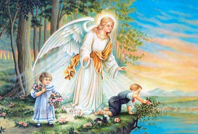 Morning Prayers To My Guardian Angel Angel of God, my guardian dear, to whom God's love commits me here, ever this day be at my side to light and guard, to rule and guide. Amen.