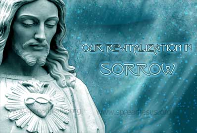 Our Revitalization in Sorrow