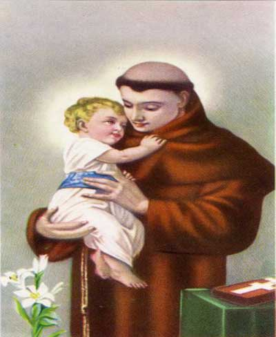 Novena Prayer To Saint Anthony,The Wonder- Worker
