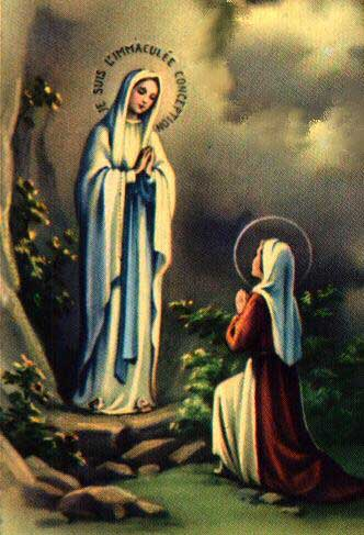 Prayer To Our Lady Of Lourdes O Immaculate Virgin Mary, you are the refuge of sinners, the health of the sick, and the comfort of the afflicted. By your appearances at the Grotto of Lourdes you made