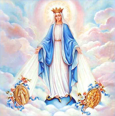 NOVENA PRAYER TO OUR LADY OF THE MIRACULOUS MEDAL