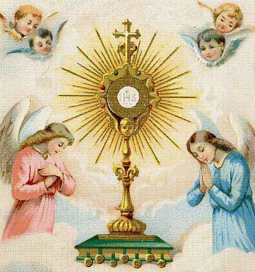 Prayer for a Visit to the Blessed Sacrament