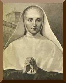 St.Agostina Petrantoni-Martyr of charity Also known as: Agostina Pietrantoni, Livia Pietranton