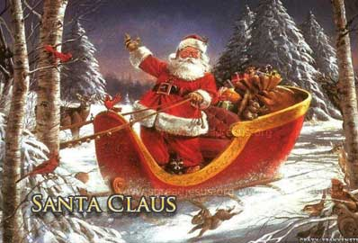 Santa Claus |  St.Nicholas of Ban
