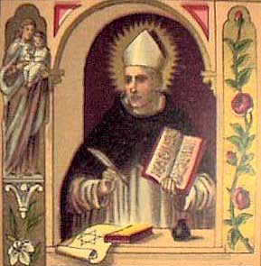 St.Albert the Great-Doctor of the Church, theologian, bishop and philosopher