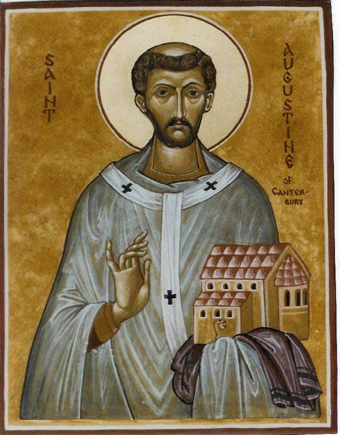 st.Augustine of Canterbury