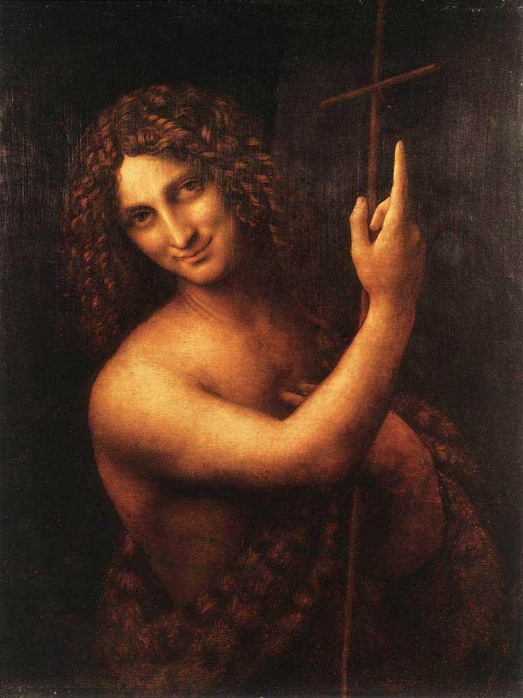 st.John the Baptist-Prophet, martyr, Precursor or Forerunner of the Lord