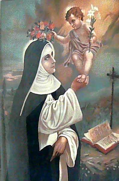 st.Rose of Lima-First person from the Americas to be canonized