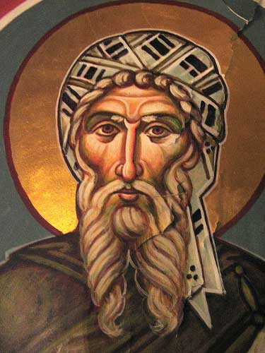 st.John Damascene-Patriarch of Jerusalem, last Eastern Father of the Church, Doctor of the Church, poet