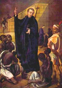 st.Peter Claver