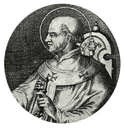 st.Silverius-Pope and martyr