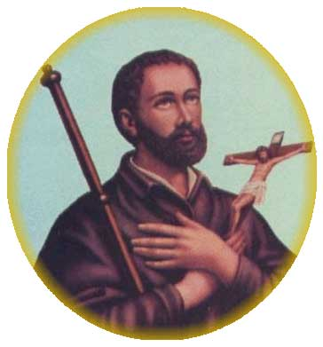 st.Francis Xavier-First Jesuit missionary_considered the greatest missionary since St_Paul