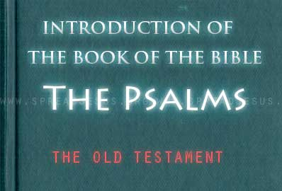 The book Of The Bible The Psalms The Psalms are a collection of 150 poetical songs associated with temple worship in Israel. The date of composition of the Psalms varies over five centuries