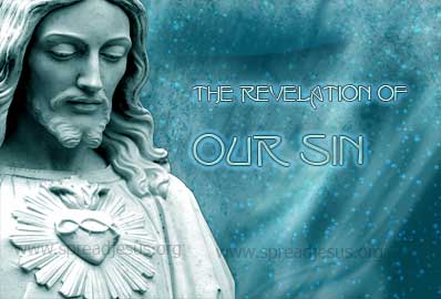 The Revelation of Our Sin