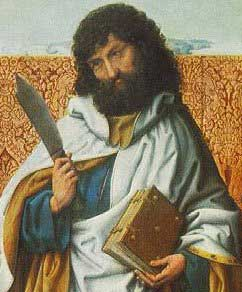 st.Bartholomew the Apostle-One of the Twelve Disciples of Jesus; martyr