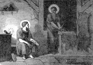 st.Crispin and Crispinian-Brothers and martyrs