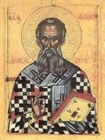 st.Anastasius the Sinaite-Father of the Church, abbot and defender of the faith