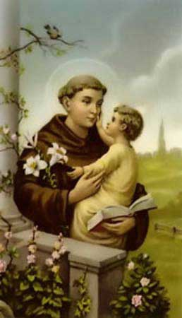 st.Anthony of Padua-Franciscan_ Doctor of the Church