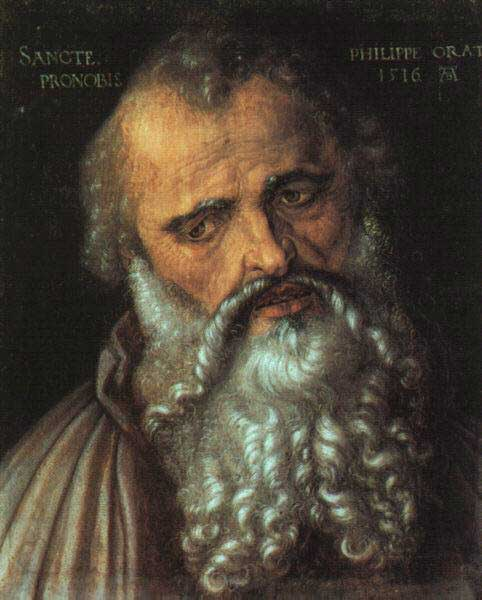 st.Philip-One of Jesus' Tewlve Disciples, apostle, martyr