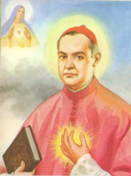 st.Anthony Mary Claret-Archbishop and founder of the Claretians