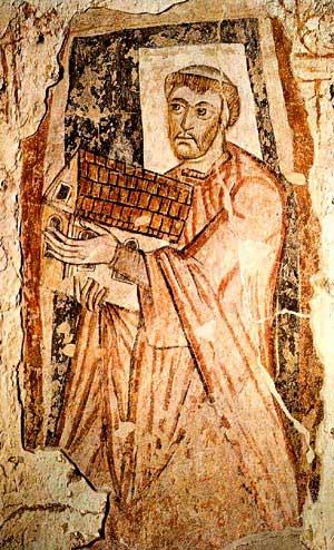 st.Benedict Biscop-Benedictine abbot