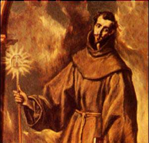 st.Bernadine of Siena-Franciscan missionary and preacher