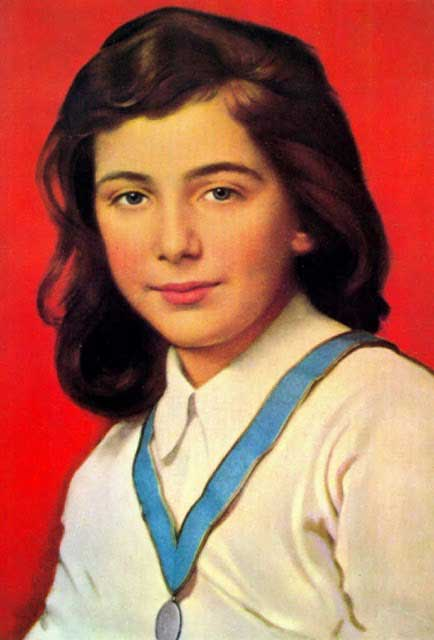 st.Laura Vicuna