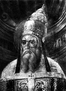 st.Callistus I-Pope and martyr