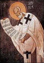 st.Clement of Alexandria